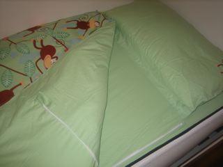 Grobag stay on il set di lenzuola e copripiumino che non - Sacco letto bambini ...