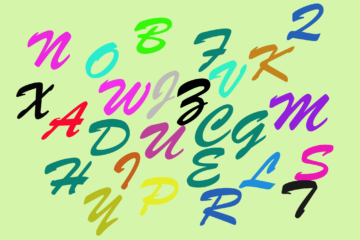 Alfabeto-animali